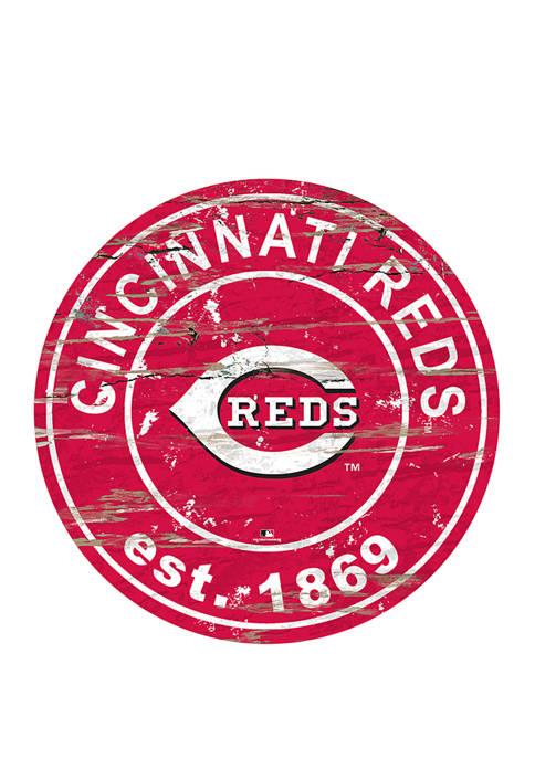 Fan Creations MLB Cincinnati Reds 24 Inch Established