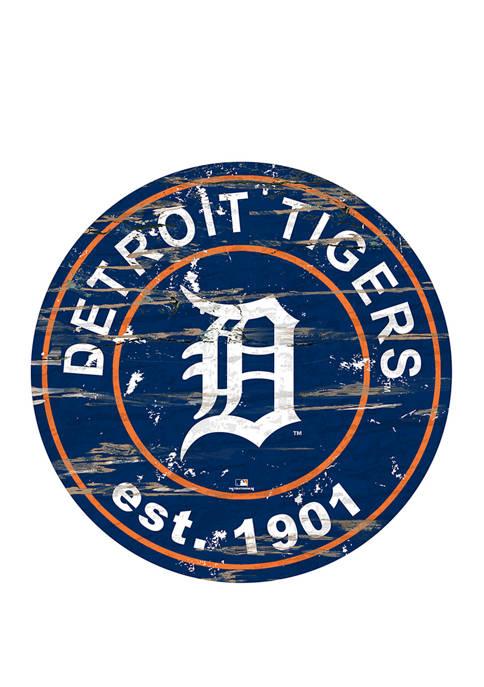 Fan Creations MLB Detroit Tigers 24 Inch Established