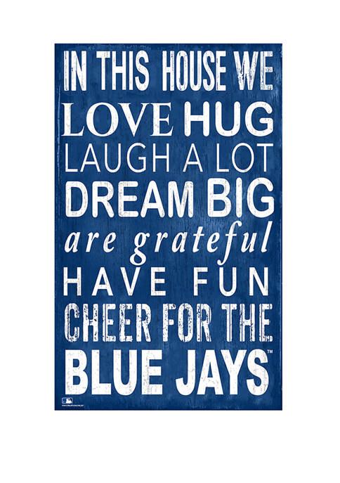 Fan Creations MLB Toronto Blue Jays In This