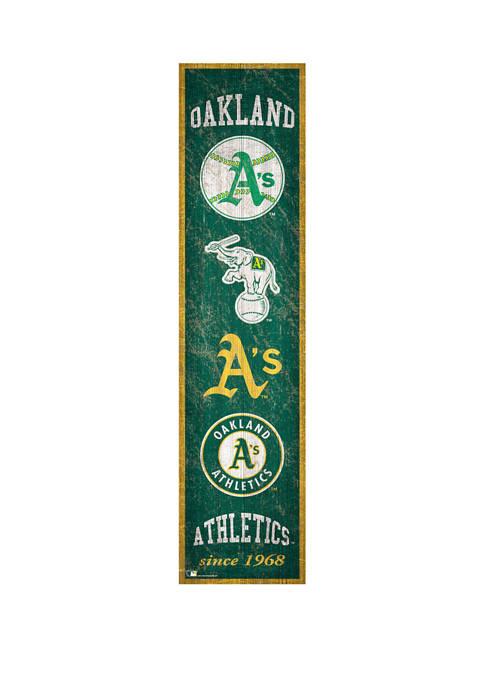 Fan Creations MLB Oakland Athletics 6 in x