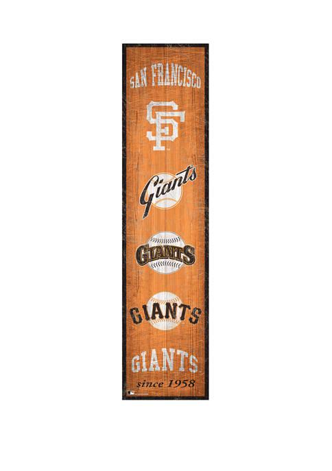 Fan Creations MLB San Francisco Giants 6 in