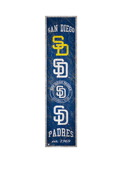 Fan Creations MLB San Diego Padres 6 in