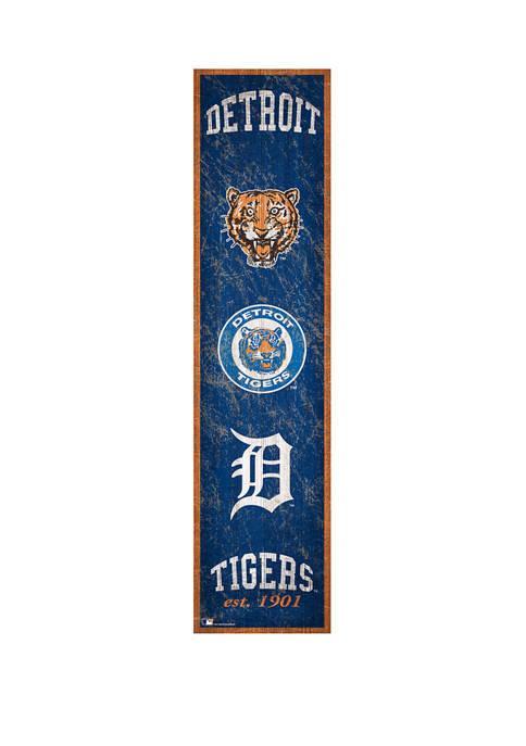 Fan Creations MLB Detroit Tigers 6 in x