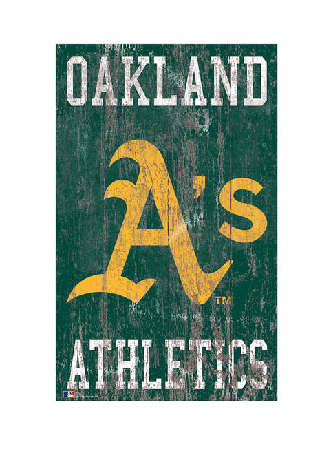 Fan Creations MLB Oakland Athletics 11 in x
