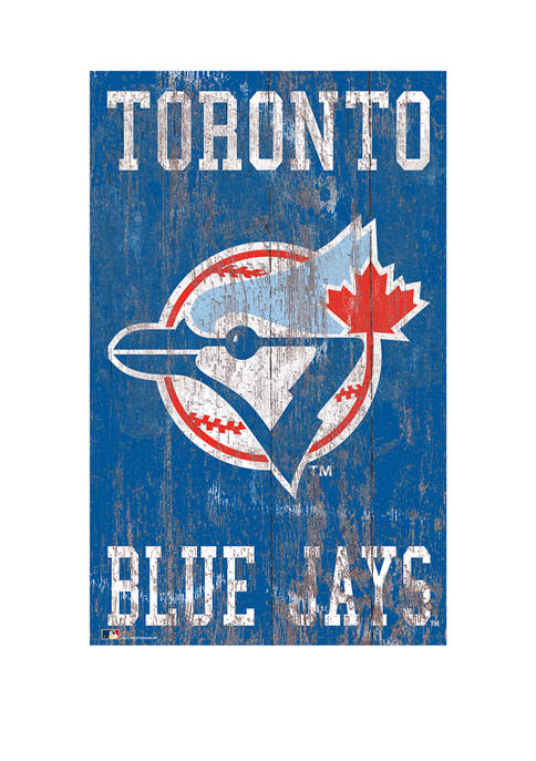 Fan Creations MLB Toronto Blue Jays 11 in