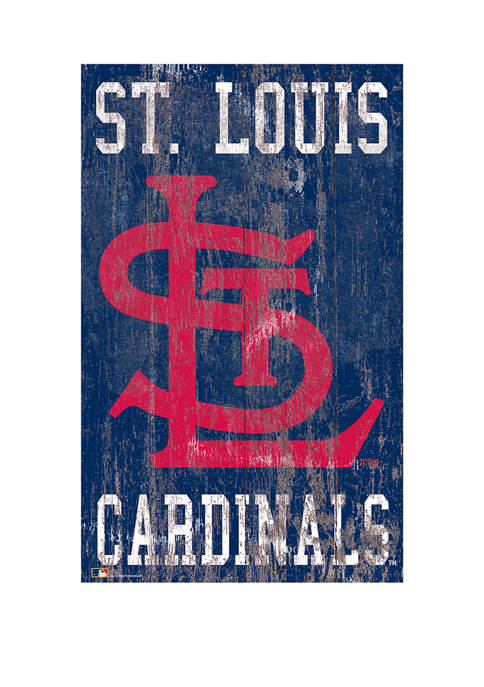 Fan Creations MLB Saint (St.) Louis Cardinals 11