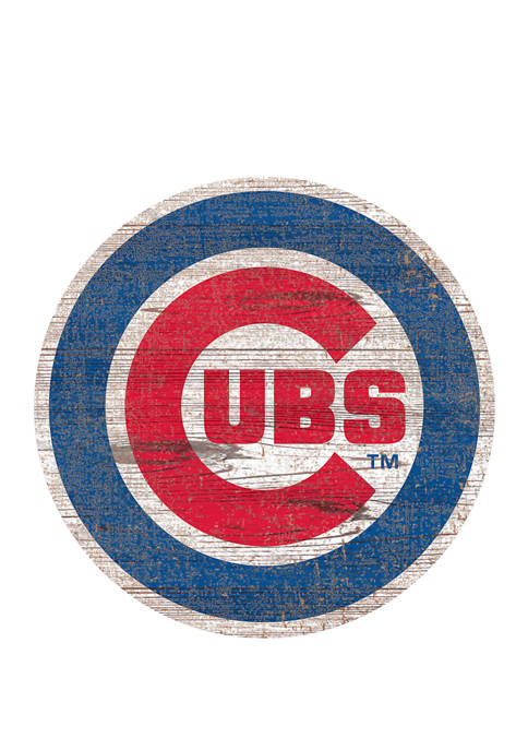 Fan Creations MLB Chicago Cubs 24 in x