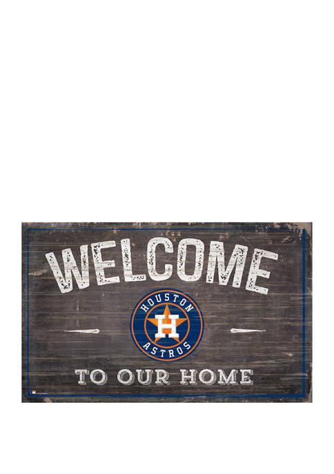 Fan Creations MLB Houston Astros 11 in x
