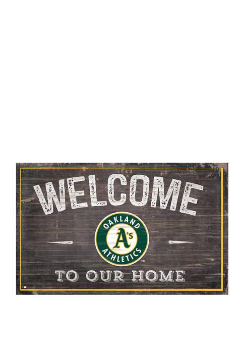 Fan Creations MLB Oakland Athletics 11 in x