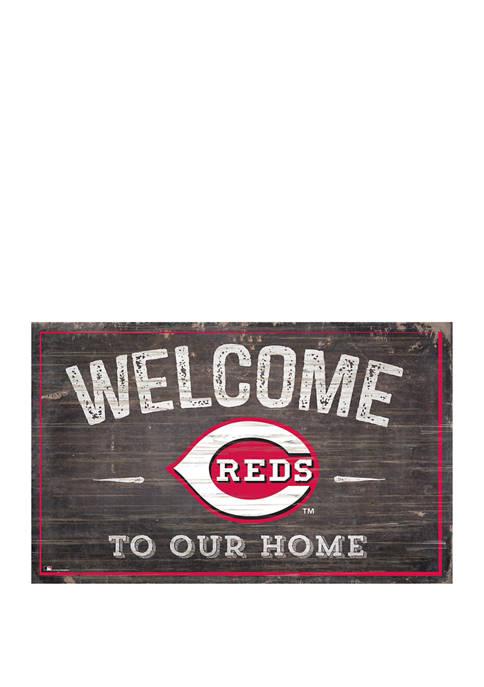Fan Creations MLB Cincinnati Reds 11 in x
