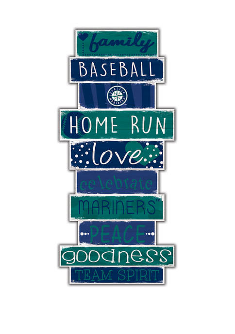 Fan Creations MLB Seattle Mariners Celebrations Stack 24""