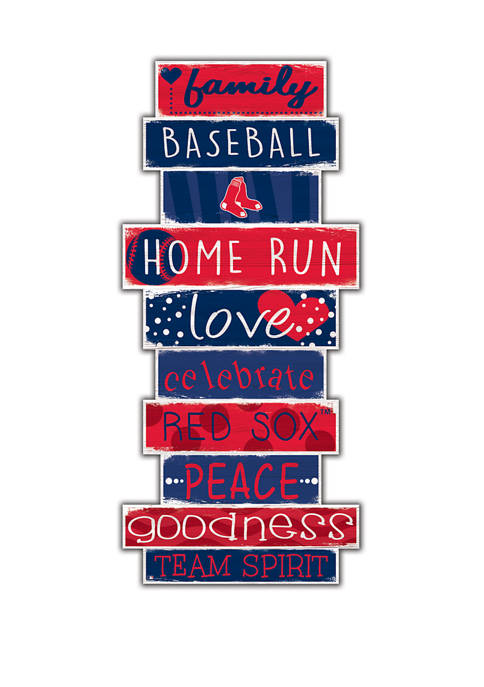Fan Creations MLB Boston Red Sox Celebrations Stack