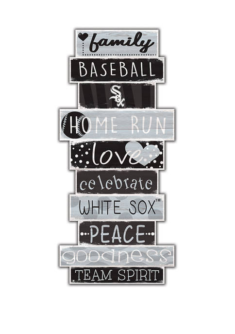 Fan Creations MLB Chicago White Sox 24 Inch