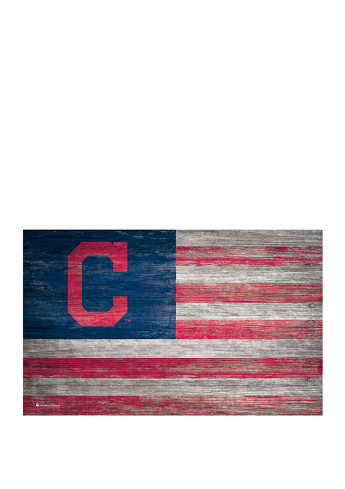 Fan Creations MLB Cleveland Indians 11 in x