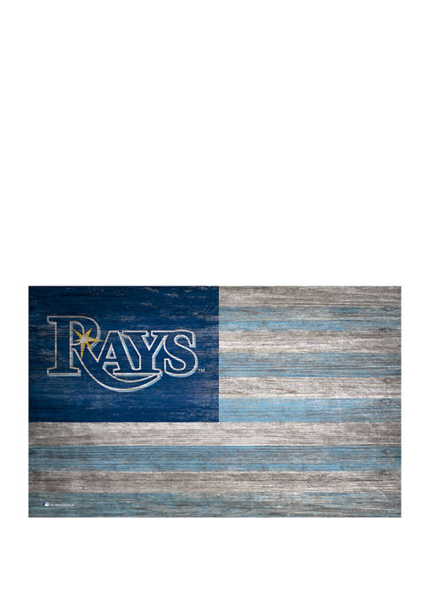 Fan Creations MLB Tampa Bay Rays 11 in