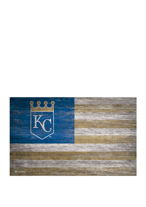 Fan Creations MLB Kansas City Royals 11 in