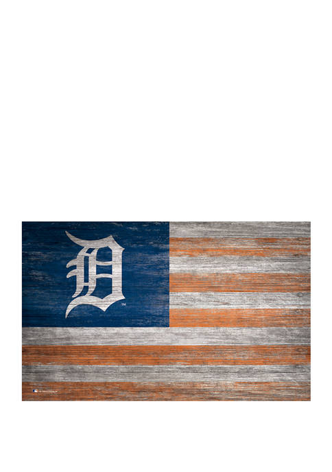 Fan Creations MLB Detroit Tigers 11 in x