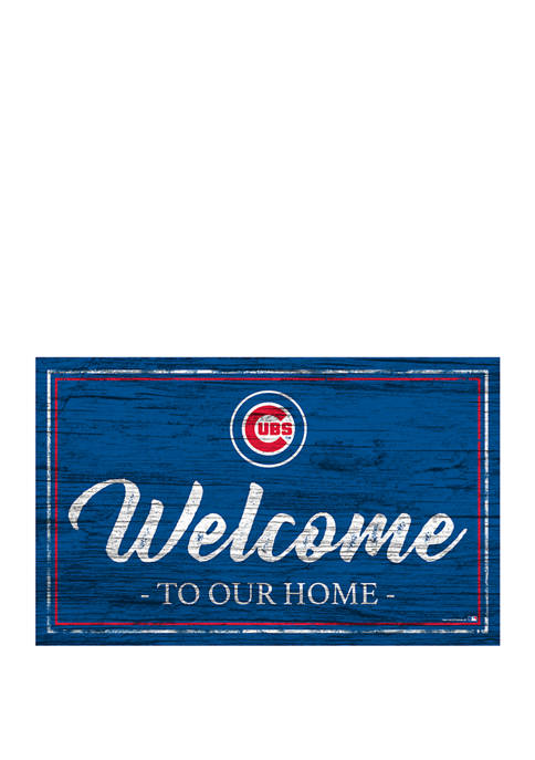 Fan Creations MLB Chicago Cubs 11 in x