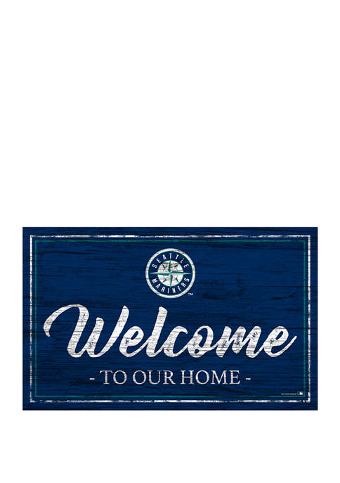 Fan Creations MLB Seattle Mariners 11 in x