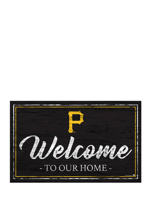 Fan Creations MLB Pittsburgh Pirates 11 in x