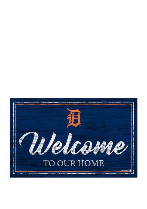 Fan Creations MLB Detroit Tigers 11 in x
