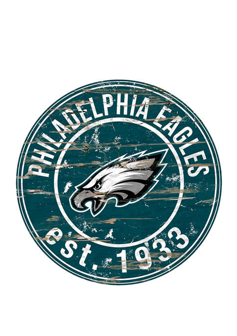Fan Creations NFL Philadelphia Eagles 24 Inch Round