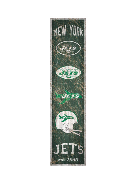 Fan Creations NFL New York Jets 6 in