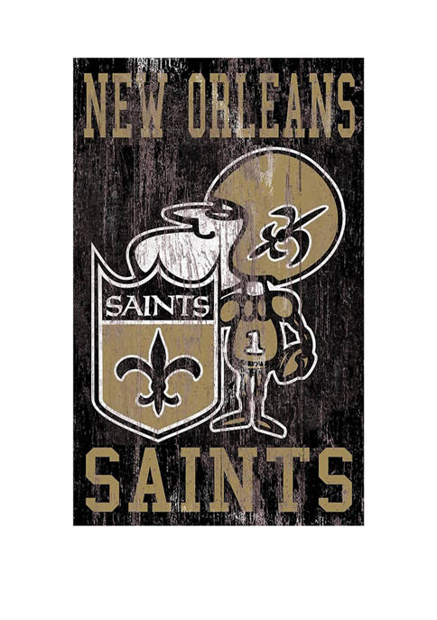 Fan Creations NFL New Orleans Saints 11 in