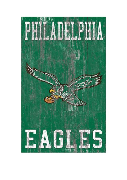 Fan Creations NFL Philadelphia Eagles 11 in x
