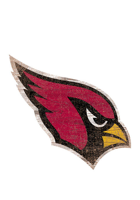 Fan Creations NFL Arizona Cardinals Distressed Logo Cutout