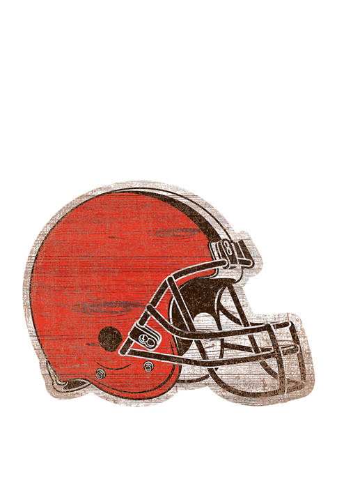 Fan Creations NFL Cleveland Browns Distressed Logo Cutout