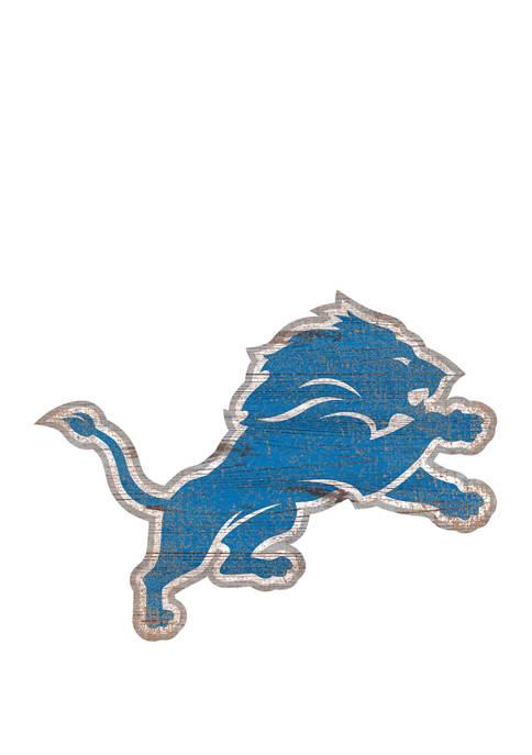 Fan Creations NFL Detroit Lions 24 in x