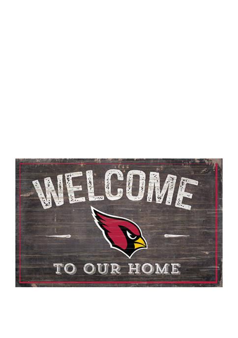 Fan Creations NFL Arizona Cardinals 11 in x
