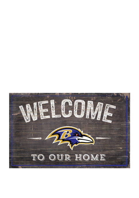 Fan Creations NFL Baltimore Ravens 11 in x