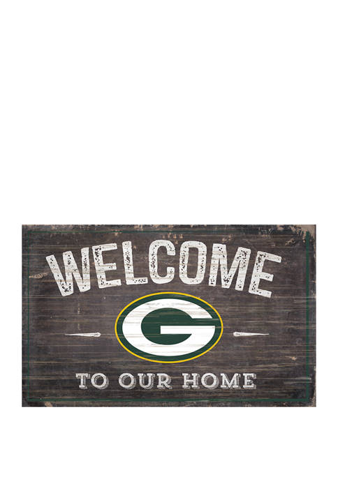 Fan Creations NFL Green Bay Packers 11 in