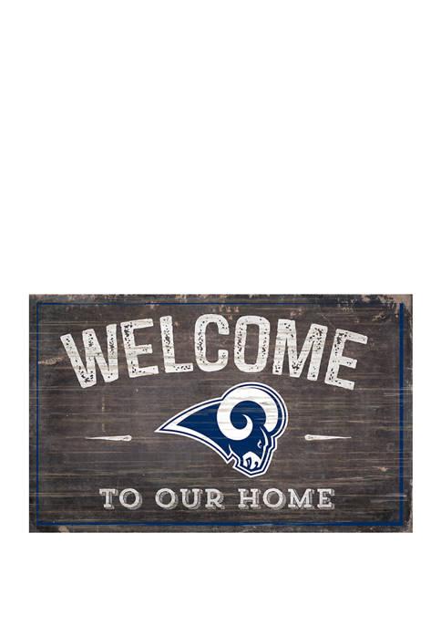 Fan Creations NFL Los Angeles Rams 11 in
