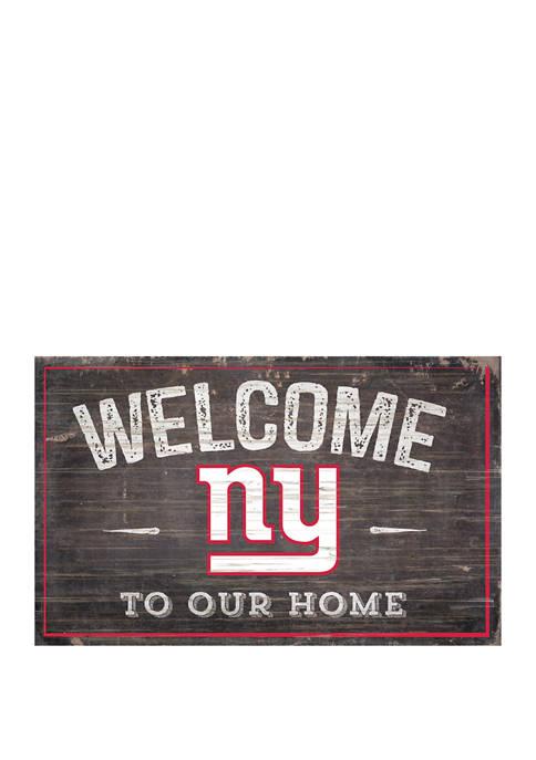 Fan Creations NFL New York Giants 11 in