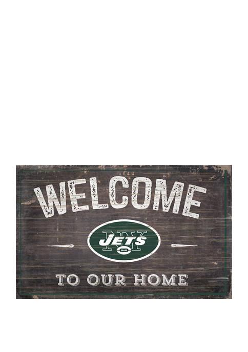 Fan Creations NFL New York Jets 11 in