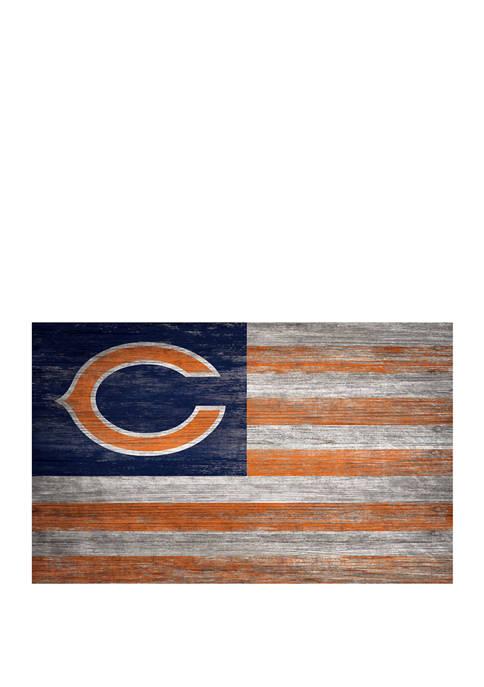 Fan Creations NFL Chicago Bears 11 in x