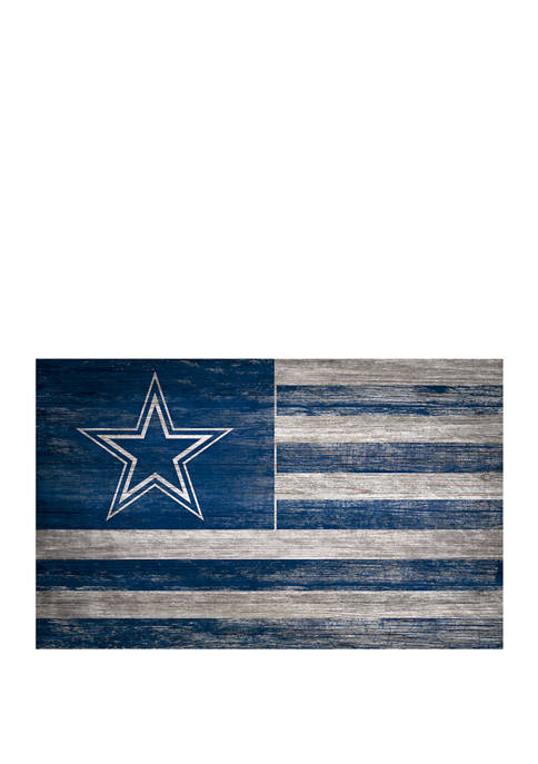 Fan Creations NFL Dallas Cowboys 11 in x