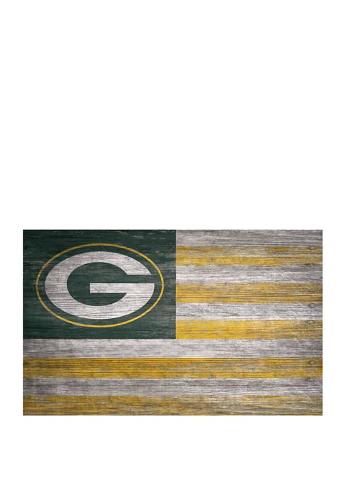 Fan Creations NFL Green Bay Packers 11 in