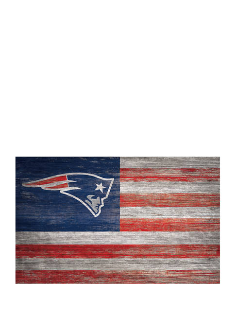 Fan Creations NFL New England Patriots 11 in