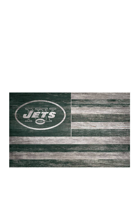 Fan Creations NFL New York Jets 11 in