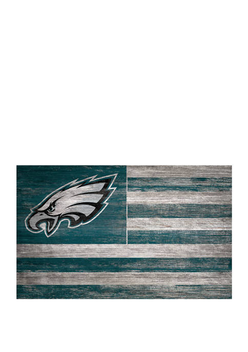 Fan Creations NFL Philadelphia Eagles 11 in x