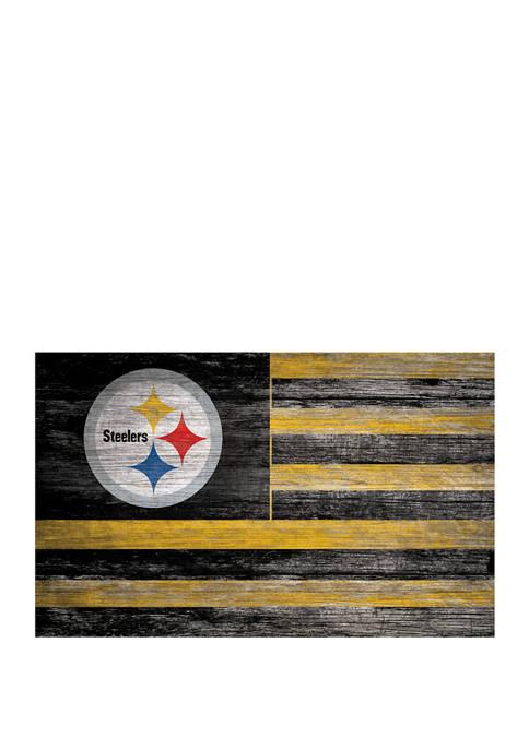 Fan Creations NFL Pittsburgh Steelers 11 in x