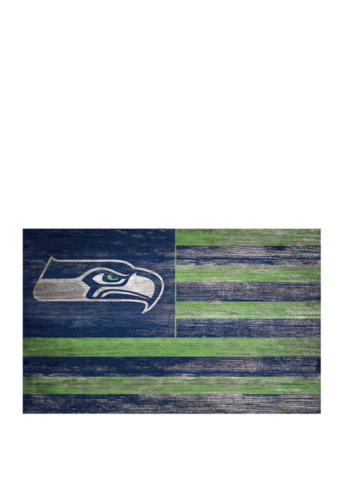 Fan Creations NFL Seattle Seahawks 11 in x