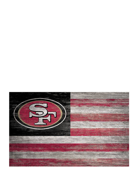 Fan Creations NFL San Francisco 49ers 11 in