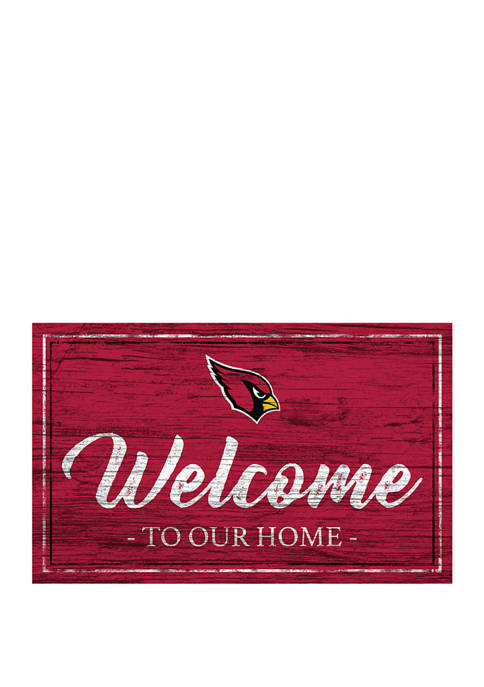 Fan Creations NFL Arizona Cardinals 11 in x