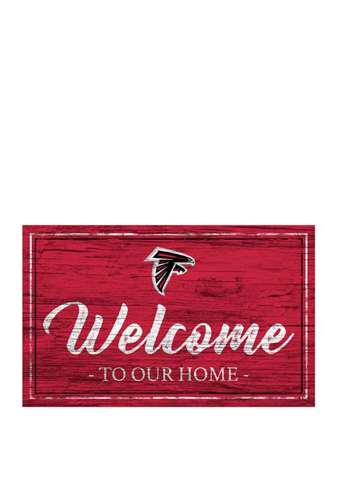 Fan Creations NFL Atlanta Falcons 11 in x