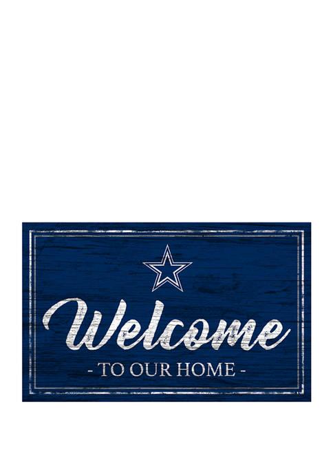 Fan Creations NFL Dallas Cowboys 11 in x